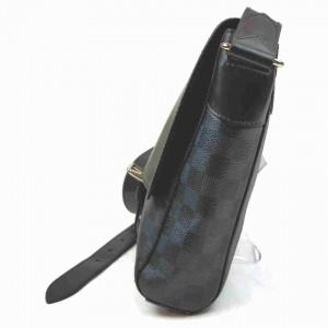 Louis Vuitton Navy Damier Cobalt Newport PM Messenger Crossbsody 860493