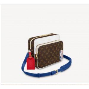 Louis Vuitton Virgil LVxNBA Monogram Nil Messenger NBA Basketball Bag  862057