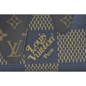 Louis Vuitton LV2 Nigo Damier Geant Wave Monogram Drip Nil Nile Messenger 860560