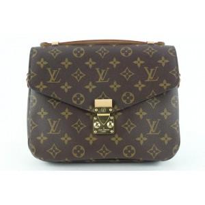 Louis Vuitton Monogram Pochette Metis Crossbody Bag