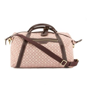 Louis Vuitton Mini Lin Sepia Monogram Idylle Odyssee Bandouliere Travel Bag 861370