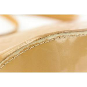 Louis Vuitton Noisette Monogram Vernis Minna Street Crossbody Bag 171lvs53