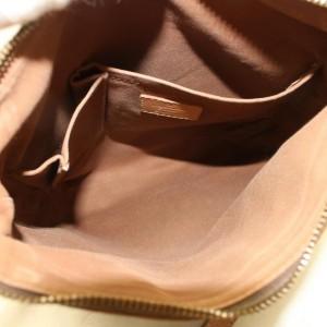 Louis Vuitton Odeon Monogam Pm 869273 Brown Coated Canvas Messenger Bag