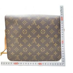 Louis Vuitton Monogram Cartouchiere GM Crossbody Bag 862435