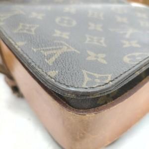Louis Vuitton Monogram Cartouchiere GM Crossbody Bag 862958