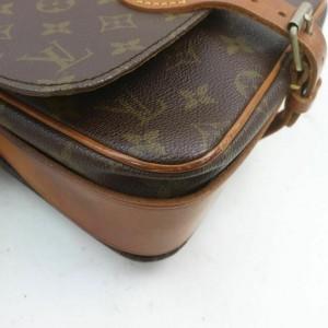 Louis Vuitton Monogram Cartouchiere MM Crossbody Cult Sierre 861507