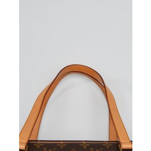 Louis Vuitton Monogram Cite Gm 4lva82 Brown Coated Canvas Tote
