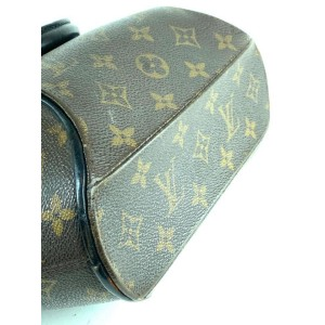 Louis Vuitton Monogram Elipse PM Black 13LV617