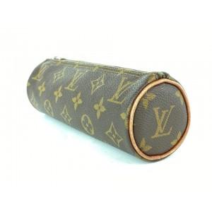 Louis Vuitton Monogram Etui Golf Ball Case 3lva99