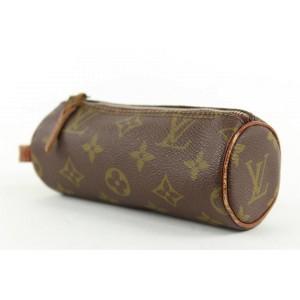 Louis Vuitton Monogram Golf Etui Ball Case 3lvs1228