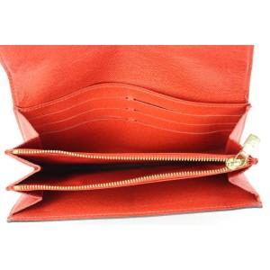 Louis Vuitton Monogram Sarah Groom Bellboy 1lvdg6917 Wallet