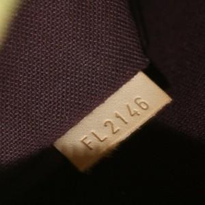 Louis Vuitton Monogram Iena MM Zip Tote Lena Jena 860530