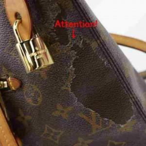 Louis Vuitton Monogram Lena PM Zip Tote 859987