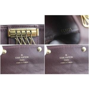Monogram Mini Lin Multicles 4 Key Holder 20LR0320