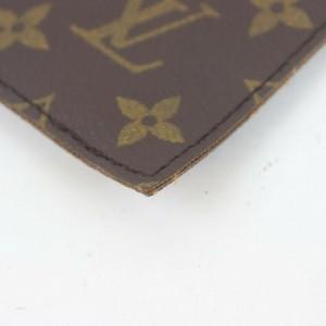 Louis Vuitton Monogram Randonnee Pouch Toiletry Case 863202