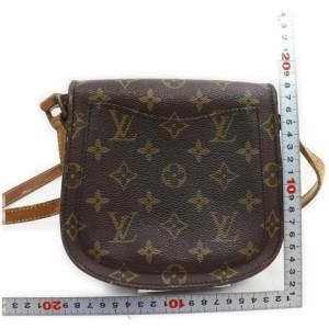 Louis Vuitton Monogram Saint Cloud PM Crossbody 861285