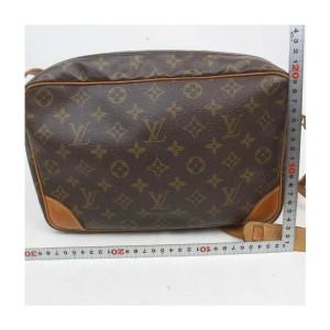 Louis Vuitton Monogram Trocadero 27 Crossbody Bag  863234