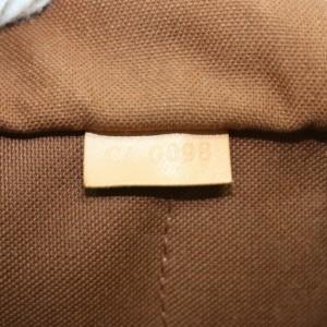 Louis Vuitton 858179 Monogram Montorgueil PM Bowler
