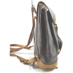 Louis Vuitton Medium Monogram Montsouris MM backpack 862979