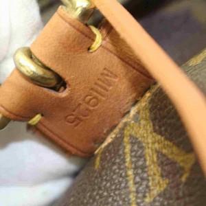 Louis Vuitton Monogram Montsouris GM Backpack Bookbag 860326