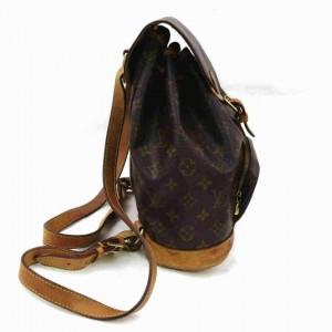 Louis Vuitton Monogram Montsouris MM Backpack 860265