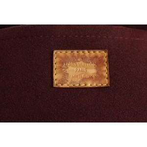 Louis Vuitton Monogram Montsouris PM Backpack 862437