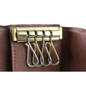 Louis Vuitton Monogram Multicles 4 Key Holder 5LR1113
