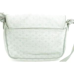 Louis Vuitton  Conte de Fees Musette Limited Edition Grey Monogram Patchwork 4LK0108