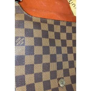 Louis Vuitton  Damier Ebene Musette Salsa Long Strap 860744