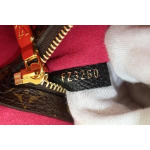 Louis Vuitton Black Shearling Monogram Teddy Neverfull MM NM Tote Bag 277lvs512