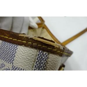 Louis Vuitton Damier Azur Neverfull PM Tote Bag 862124