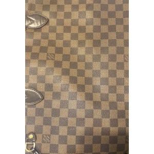 Louis Vuitton Damier Ebene Neverfull MM Tote Bag