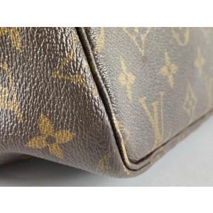 Louis Vuitton Large Monogram Neverfull GM Tote Bag 10LVS28