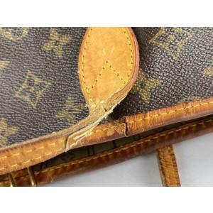 Louis Vuitton Large Monogram Neverfull GM Tote Bag 10LVS2