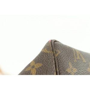 Louis Vuitton Mon Monogram Neverfull GM Tote Bag  862753