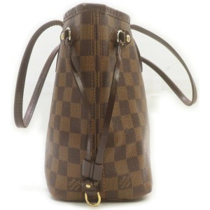Louis Vuitton Small Damier Ebene Neverfull PM Tote bag 863099