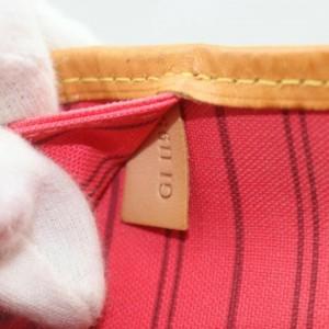 Louis Vuitton Rare Monogram Grenade Ramages Neverfull MM NM Tote Bag 862682