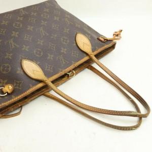 Louis Vuitton Small Monogram Neverfull PM Tote Bag 862962