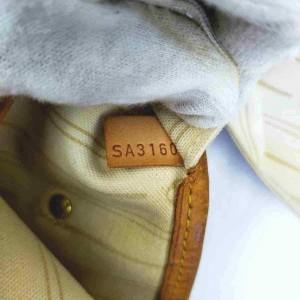 Louis Vuitton Damier Azur Neverfull MM Tote 860539
