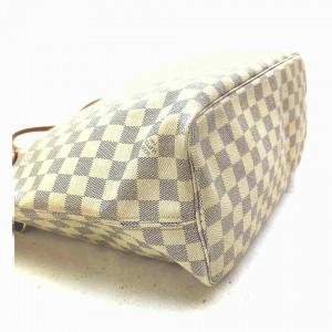 Louis Vuitton Damier Azur Neverfull MM Tote 861233