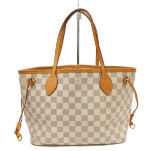 Louis Vuitton Damier Azur Neverfull PM 869106