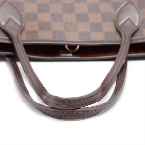 Louis Vuitton Damier Ebene Neverfull PM Tote 861619