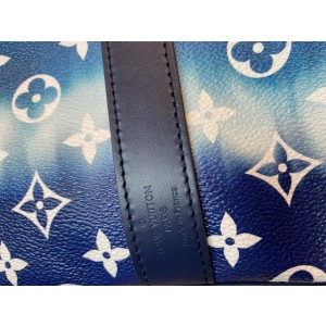Louis Vuitton Escale Neverfull MM Blue Tye Dye Limited 860201