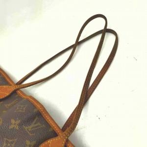 Louis Vuitton Monogram Neverfull MM Tote 858309