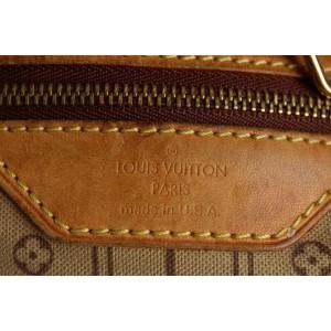 Louis Vuitton Monogram Neverfull MM Tote Bag 11LVS1216