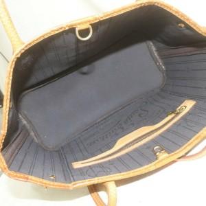 Louis Vuitton Monogram Mongram Neverfull PM Tote with Stripe 863287