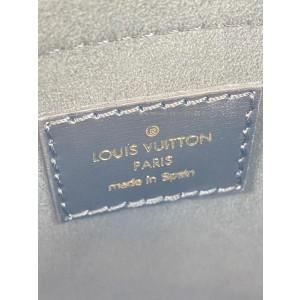Louis Vuitton Blue Poker Rare Game On Neverfull Pochette Wristlet Clutch 861856