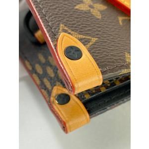 Louis Vuitton Nigo Giant Damier Mino Tote with Strap Nano Sac Bag  861880