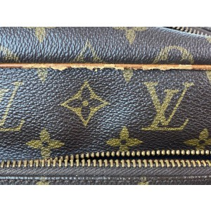 Louis Vuitton Monogram Nil Crossbody Messenger 5L910