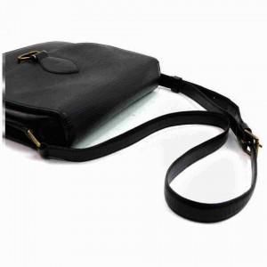 Louis Vuitton Black Epi Leather Noir Saint Cloud Crossbody 860491